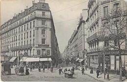 PARIS (75) Rue Notre Dame De Nazareth Commerces Animation éditeur ND - District 03