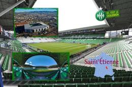 SAINT-ETIENNE Geoffroy Guichard Stadium Stade Estadio Stadion - Saint Etienne