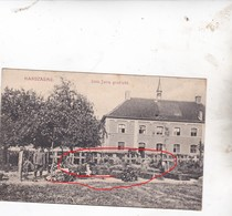 Handzame Kortemark Sint Jans Gesticht Duits Kerkhof Feldpost - Kortemark