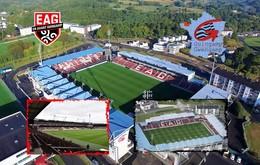 GUINGAMP Stade Du Roudourou Stadium Estadio Stadion - Guingamp