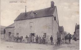 AIGNEVILLE  -  CAFE BURON - Autres Communes
