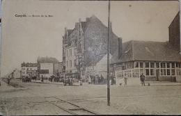Coxyde-Route De La Mer 1928 - Koksijde