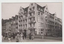 Knokke  FOTOKAART  Van De Dijk  (met Zicht Op Claridge Hotel) - Knokke
