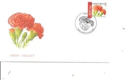 Belgique - Buzin -Fleurs  (  FDC De 2004 à Voir) - 2001-10