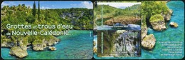 NEW CALEDONIA 2017 Caves And Blowholes Complete Booklet S/A Folded MNH - Otros