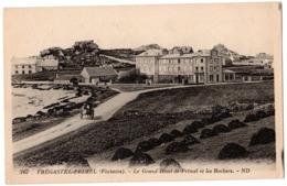 PRIMEL TREGASTREL  LE GRAND HOTEL 1920 - Primel
