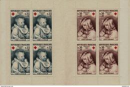 Carnet Croix Rouge Neuf** De 1965 - Red Cross