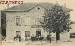 DIEMOZ HOTEL LINAGE ANIME 38 ISERE - Diémoz