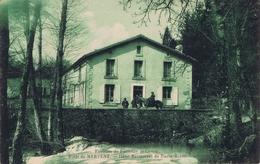85 - Fontenay-le-Comte (Vendée) -  Forêt De Mervent - Hôtel-Restaurant De Pierre Brune - Fontenay Le Comte