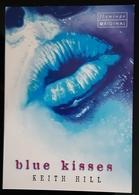 Blue Kisses Carte Postale - Pubblicitari