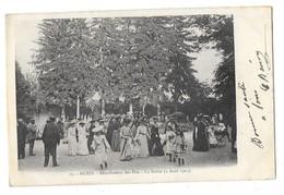 NUITS SAINT GEORGES (21) Distribution Des Prix Animation 1903 - Nuits Saint Georges