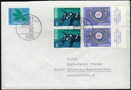 Switzerland Bern 1965 / World Championship In Figure Skating Davos, Europa CEPT, UIT - Winter (Other)