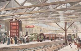 Waterloo Station - London
