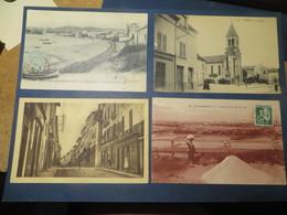 LOT De 12 CARTES ¨POSTALES ANCIENNES ,à Voir Et Aussi à étudier - Postcards