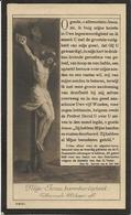 DP. STEPHANIE VAN BOUCHAUTE ° ASSENEDE 1842- + 1924 - Religion & Esotericism