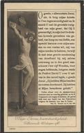 DP. NATHALIA RYCKAERT ° BOUCHAUTE 1867- + ASSENEDE 1925 - Religion & Esotericism