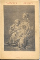 Catalogue De Tableaux Anciens, Dessins Aquarelles, Gouaches, Miniatures, Pastel - Hôtel Drouot 17 18 Février 1905 - Arte