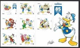 Italia, Italy, Italien, Italie 2019; 85° Donald Duck And His Friends, Paperino, Fumetti Disney In Italia: Foglietto. - Disney