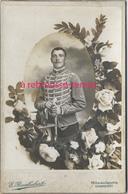 Grande CDV (CAB) Soldat Du  6e R-- Hussard- Photo Bachelart à Commercy - Guerre, Militaire
