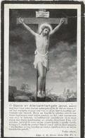 DP. FRANCISCUS DE POOTER ° CONTICH 1865- + 1923 - Religion & Esotericism