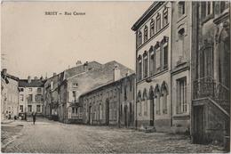 54 - BRIEY - 2CPA - Rue Carnot - Les Quais Du Woigot - Briey