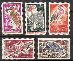 Costa De Marfil 236/242 ** MNH. 1965 - Côte D'Ivoire (1960-...)