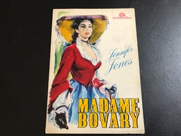 MADAME BOVARY Jennifer Jones - Metro Goldwyn Mayer - Affiches Sur Carte