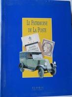 PTT: LE PATRIMOINE DE LA POSTE (beau Livre ÉDITIONS FLOHIC) 1996 Nombreuses Photos - Encyclopédies