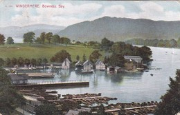 PC Windermere - Bowness Bay - 1908 (46885) - Cumberland/ Westmorland