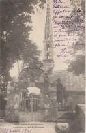 29 - LANDEVENNEC - Eglise De Landevennec - Le Clocher Et L' Arc De Triomphe - Landévennec