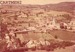 SAINT-MARCEL-BEL-ACCUEIL VUE GENERALE AERIENNE 38 ISERE - Francia