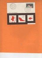 Enveloppe 1er Jour 1964. Philatec Paris. Belles Illustrations. Parfait état. Cartes. Sigave - Wallis Und Futuna