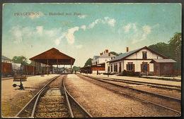 Pragerhof - Bahnhof Mit Post (1910) - Slovenia