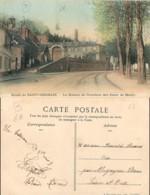 [511295]B/TB//-France  - (78) Yvelines, Route De Saint-Germain, La Maison Du Directeur Des Eaux De Marly - France