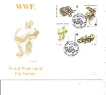 Belgique - WWF ( FDC De 2003 à Voir) - FDC