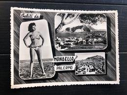 SALUTI DA MONDELLO PALERMO  3 - Palermo