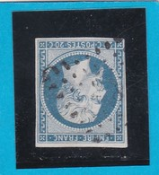 N° 14 A  PC 228X    - REF 14112 - 1853-1860 Napoleon III