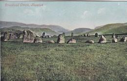 PC Keswick - Druidical Circle  (46891) - Cumberland/ Westmorland