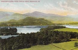PC Keswick - Derwentwater From Castle Head   (46893) - Cumberland/ Westmorland