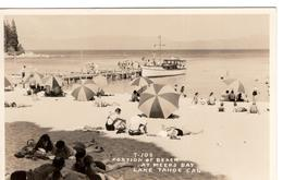 USA - New York - Lake Tahoe - Meeks Bay - 1930 - Unclassified
