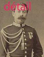 CDV Vers 1870-école Impériale De Cavalerie De Saumur-officier-photo Le Roch - Guerre, Militaire