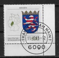 BRD  1660 O Formnummer - BRD
