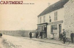 POMMEUSE GRANDE ROUTE CAFE BILLARD 77 SEINE-ET-MARNE - Unclassified