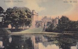PC Penrith - Greystoke Castle - 1907 (46899) - Cumberland/ Westmorland