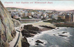 PC Ilfracombe - From Capstone And Wildersmouth Beach - 1908 (46900) - Ilfracombe