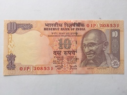 INDIA P95C 10 RUPEES 2008 UNC - India