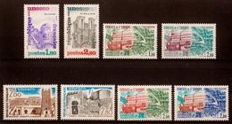 1982/83  Timbres De Service  N° 71 à 78  Neufs**  SERIE COMPLETE - Dienstpost