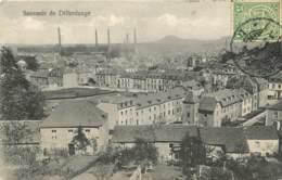 LUXEMBOURG SOUVENIR DE DIFFERDANGE - Differdange