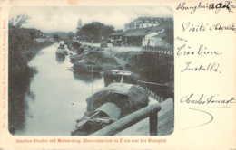 CHINA CHINE Jesuiten Kloster Mit Meteorolog.Observatorium Bei SHANGHAI Observatoire Météo En 1904 Zi-Ca-wai - China