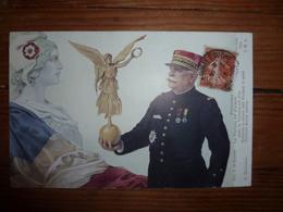 CPA / Carte Postale Ancienne / 1914/1915 / Proverbes Républicains / Pinx De Solomko - Illustrators & Photographers